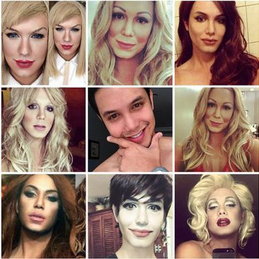 Paolo Ballesteros: Taking Make-Up Transformations A Notch Higher