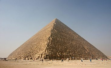 The Great Pyramid of Giza, A Structure Like No Other