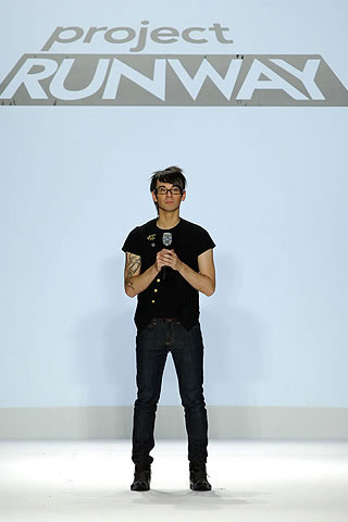 Project Runway Christian Siriano