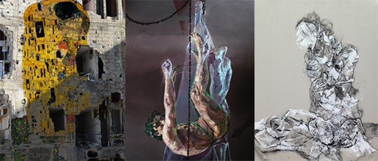 Syrian Artists Seek Refuge in Arts Amid War