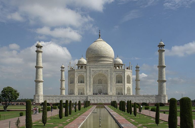 Efforts to Restore the Stunning Taj Mahal in Its Full Splendor is Underway