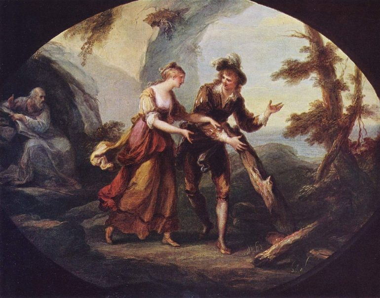 The Female Old Master: The Life of Angelica Kauffmann