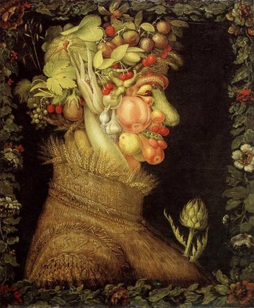 GIUSEPPE ARCIMBOLO: THE FRUIT AND VEGETABLES PAINTER