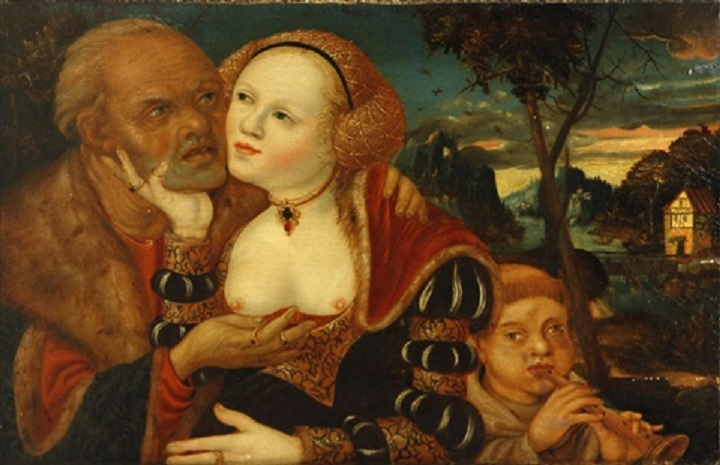 LUCAS CRANACH: LEADING GERMAN MASTER IN THE 15TH CENTURY