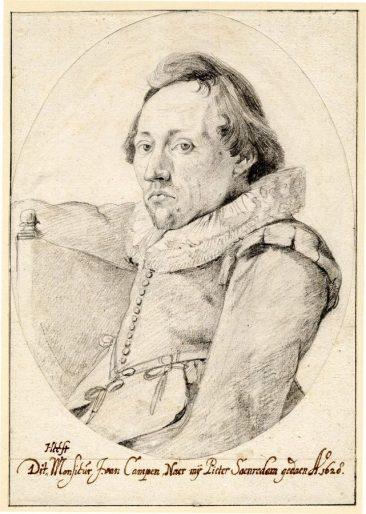 PIETER JANSZ SAENREDAM: 17TH-CENTURY DUTCH PAINTER AND ARCHITECT