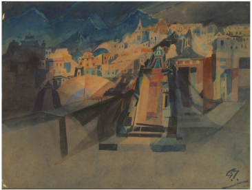 THE INDIAN CUBIST:  GAGANEDRANATH TAGORE'S CONTRIBUTION TO MODERN INDIAN ART