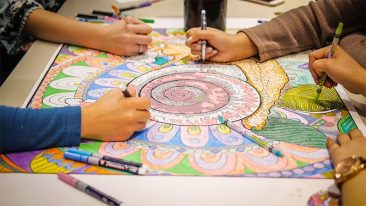 THE CREATIVE MEDICINE:  PSYCHOLOGICAL BENEFITS OF ART THERAPY