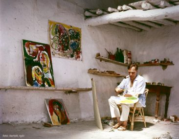 ASGER JORN: LEADER AND FOUNDER OF COBRA ART GROUP