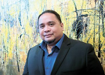 Abstract Modulation: The Life of an Extraordinary Filipino Artist