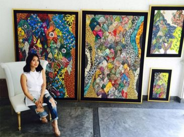 Pursuing Passions: The Artworks of Love Marie Ongpauco