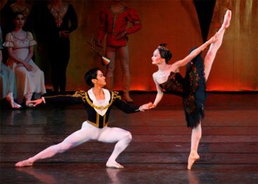 The Triumphs and Tribulations of a Filipina Prima Ballerina