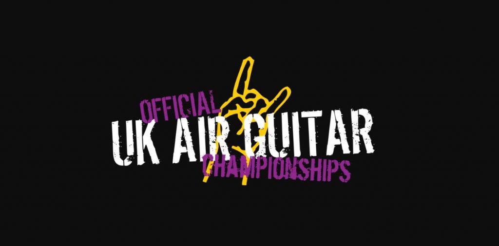 air guitar logo