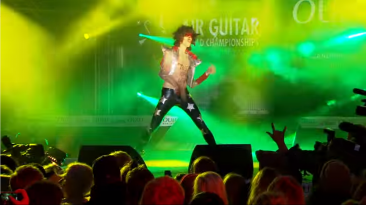 Air Guitar: A Pure Art