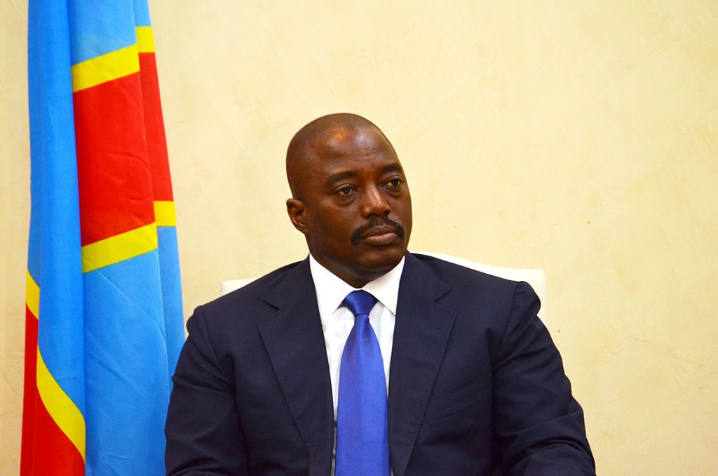 DRCONGO-ANGOLA-POLITICS