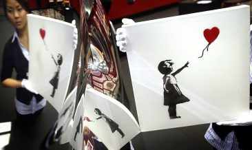 Banksy Events That He Never Had Anything To Do With