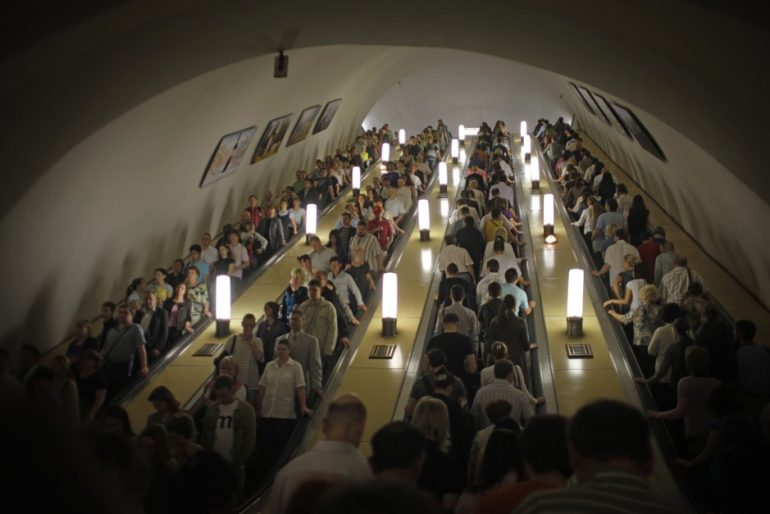 Modernized Stations Usher Moscow to a New Era of Architectural Art