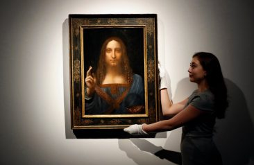 Salvator Mundi Disappears From Public View After Rumored That it is Fake