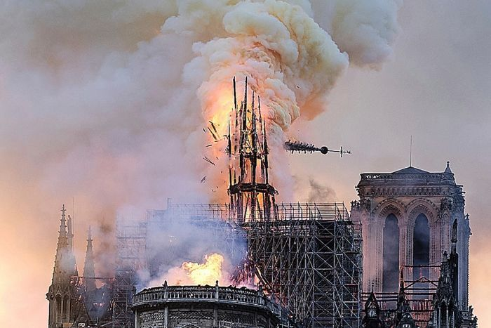 Favoring Restoration Over Redesigning For The Notre-Dame Cathedral