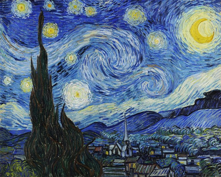 Experience Van Gogh In Manila Today