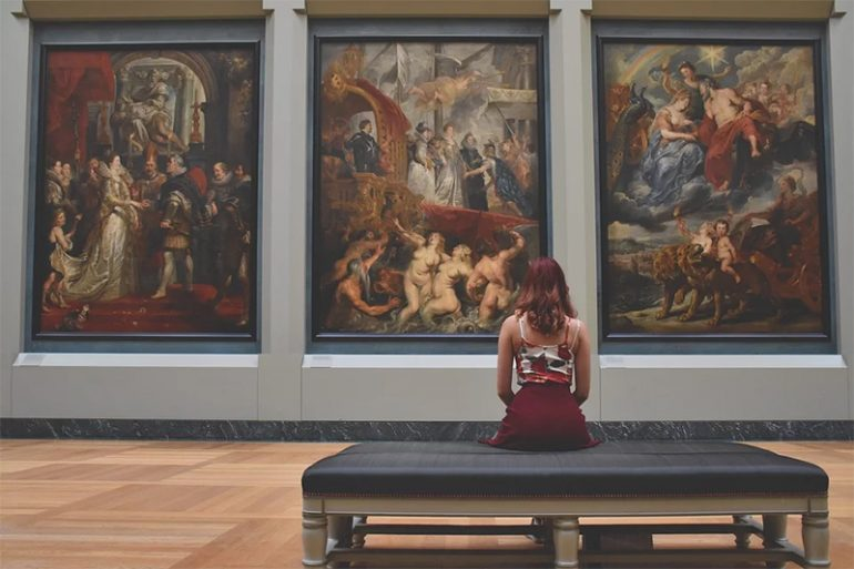 Researchers Suggest – See Art Galleries and Museums For A Longer Life Today