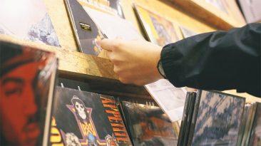 Music and Art Converge Through Album Covers