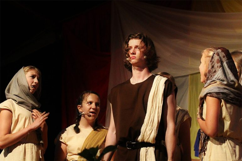 Europides' Medea Festival in Greece