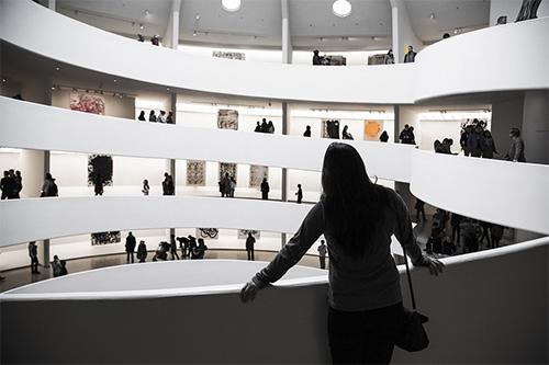 Modern Art Architecture