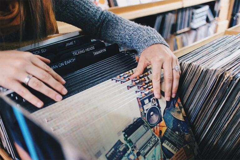 Collecting Vinyl Records – Art and Passion for Music Combined