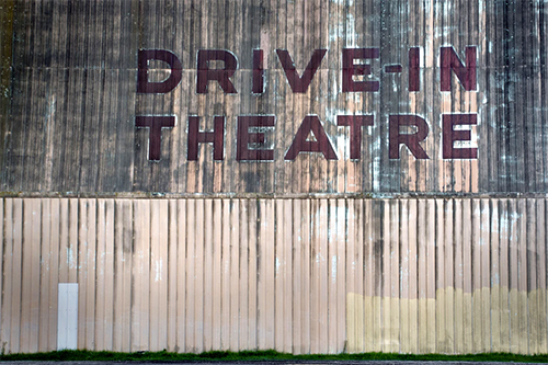Theater Drive IN