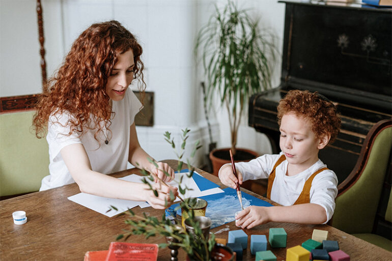 Arts and Crafts: Why They are Beneficial for Kids