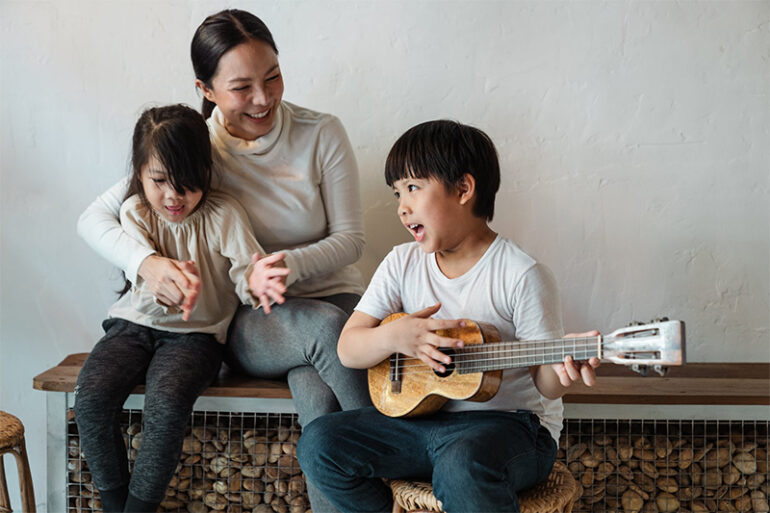 Why You Should Encourage Your Child to Learn Music