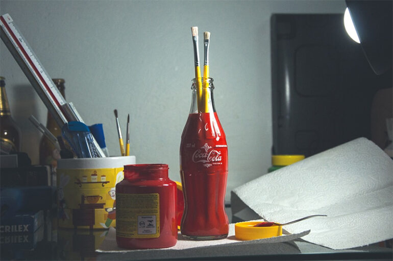 Pushing the Outlet: How to Discover Your Artistic Talent