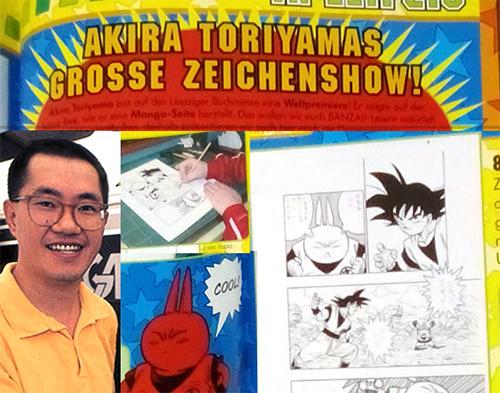 The manga illustrator