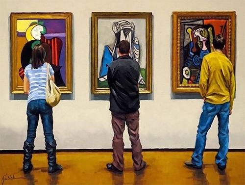 Established or emerging art
