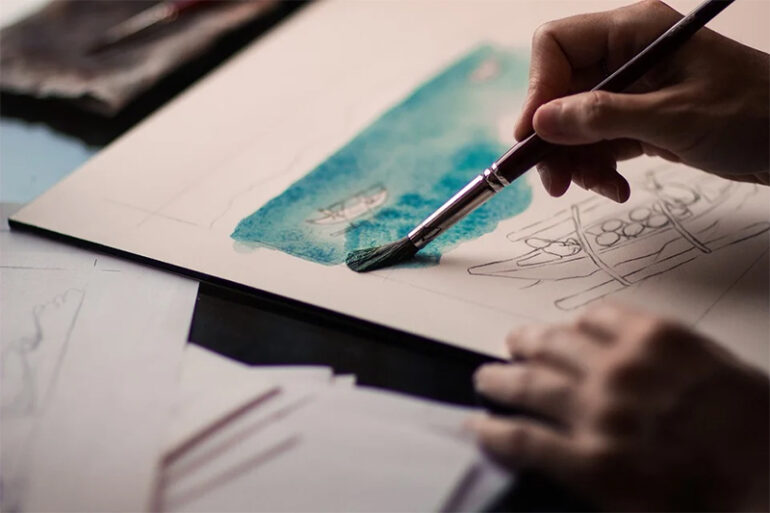 Transform Creativity Into Profit: How to Become a Professional Artist
