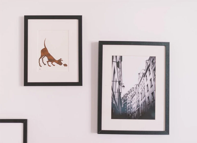 ART DICTATES THE AMBIENCE IN YOUR HOME