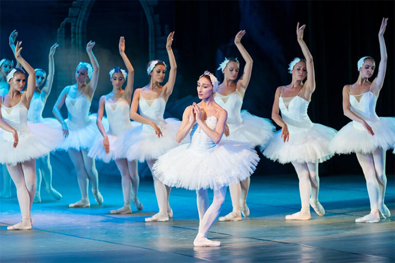 Ballet: An Expression of Emotions through Dance
