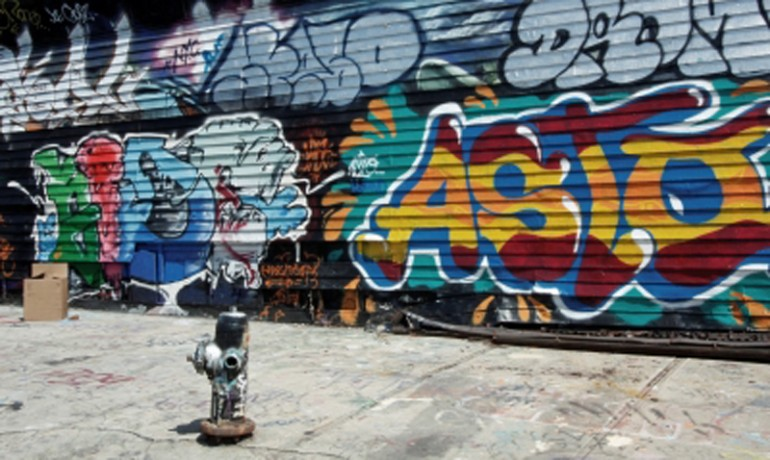 Is Graffiti or Street Art Really a Form of Art?