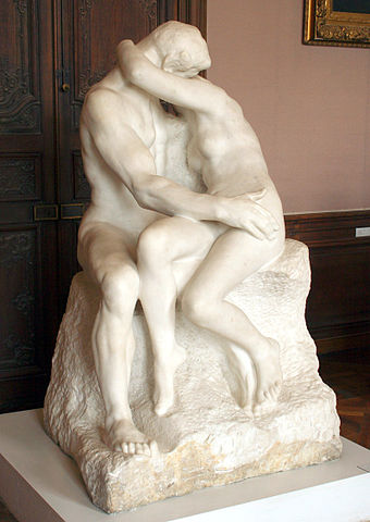 By own photo of the sculpture of Rodin (own photo in the Rodin Museum, Paris) [Public domain], via Wikimedia Commons