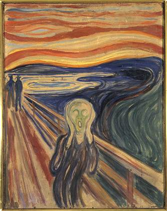 By Edvard Munch (http://www.spiegel.de/pics/77/0,1020,457077,00.jpg) [Public domain], via Wikimedia Commons