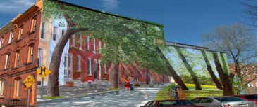 Feast Your Eyes with the Giant Mural Arts in  Philadelphia