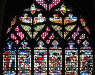 INCREDIBLE STAINED GLASS ART