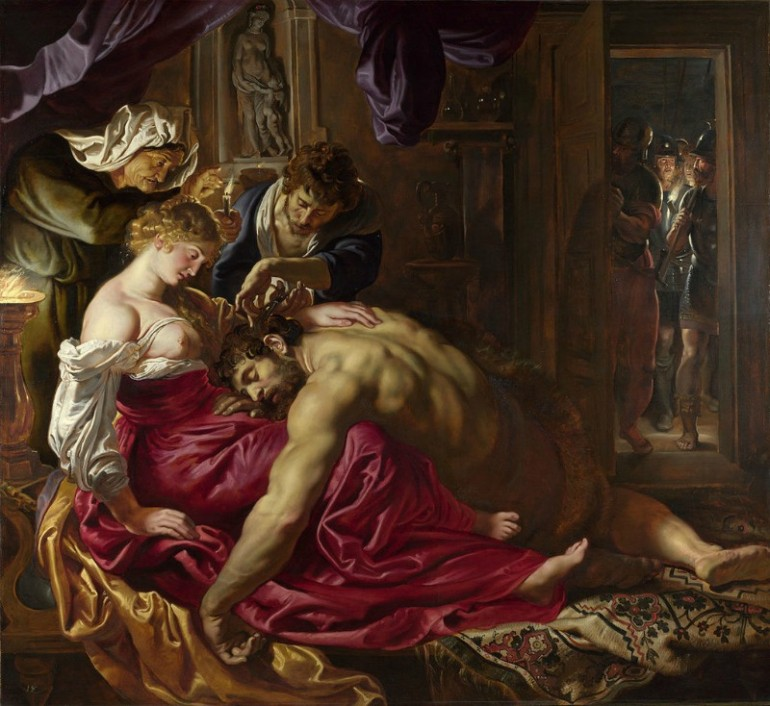PETER PAUL RUBENS, ONE OF THE GREATEST BAROQUE PAINTERS