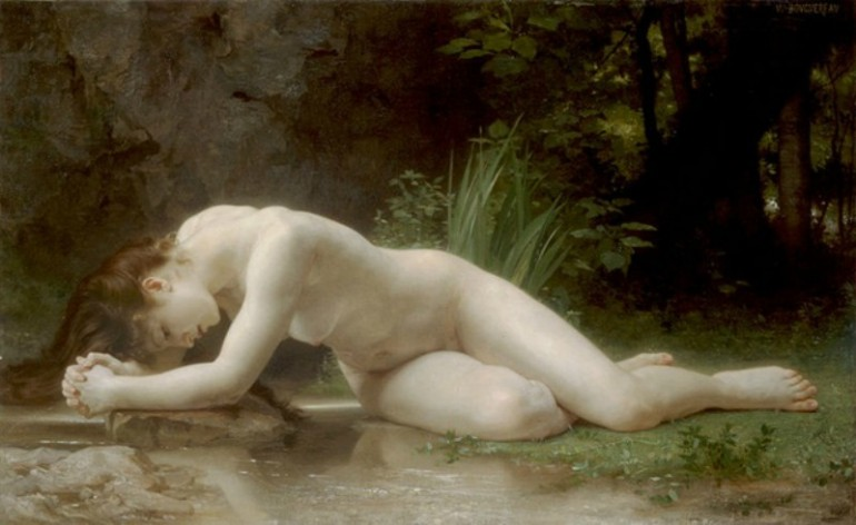 WILLIAM-ADOLPHE BOUGUEREAU: A CELEBRATION OF THE FEMALE FIGURE