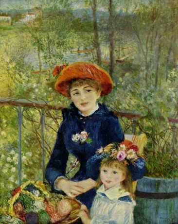 THE THOUGHTFUL AND COMPLEX PIERRE-AUGUSTE RENOIR, ONE OF THE FOUNDERS OF FRENCH IMPRESSIONISM