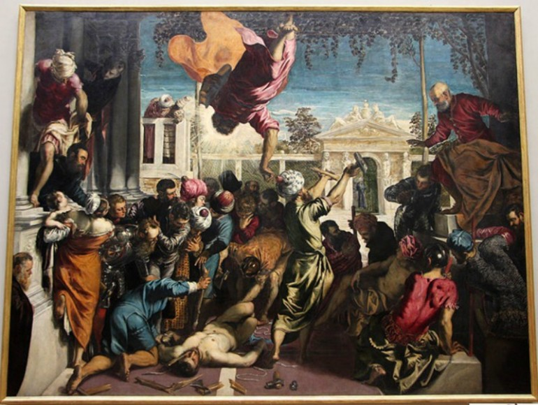 THE MOVING PAINTINGS OF JACOPO TINTORETTO, VENETIAN RENAISSANCE ARTIST
