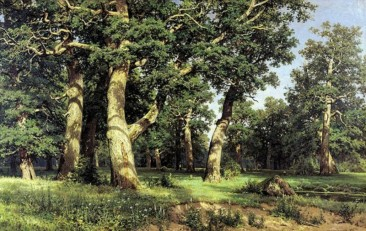 "IVAN SHISHKIN, RUSSIA'S ""CZAR OF THE FOREST"""