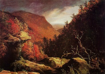 THOMAS COLE, AMERICAN ROMANTICIST AND THE GREATEST 19th CENTURY AMERICAN LANDSCAPE ARTIST