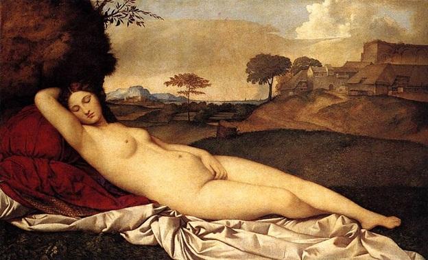 Venere dormiente