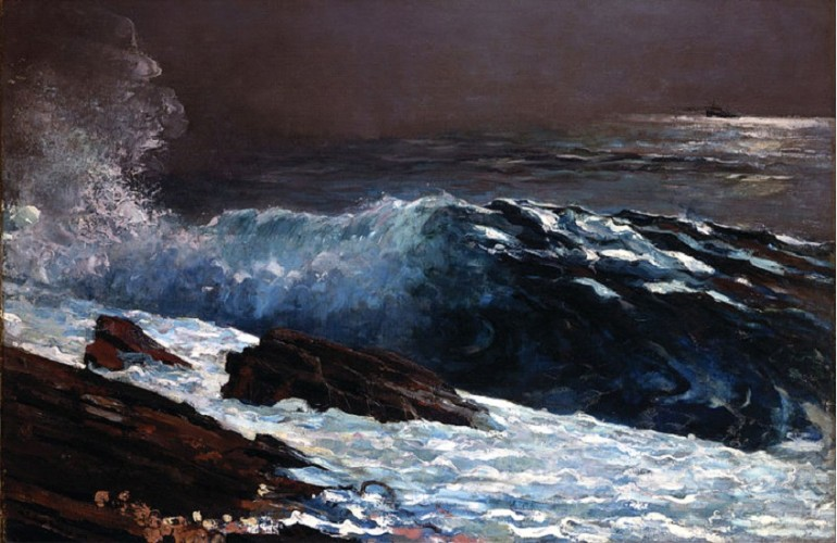 THE OBJECTIVE REALISM OF WINSLOW HOMER, 19TH CENTURY   FOREMOST AMERICAN LANDSCAPE PAINTER AND ILLUSTRATOR